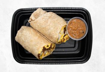 El Chorizo Burrito