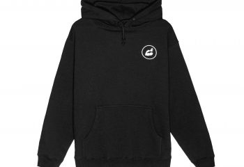 Classic Black Hooded Sweatshirts